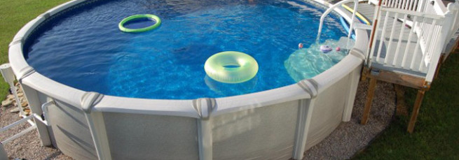 Above Ground Pool Openings in Sussex County