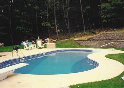 Hearn pool in-ground